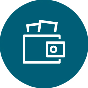 Online Payment Icon - Simple Salon