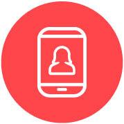 Simple Salon App Icon