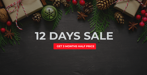 12 Days Sale Extended